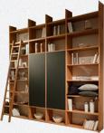 Wände und Lowboards